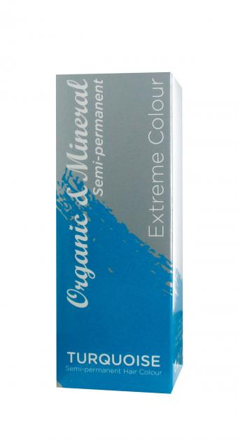 O&M Organic Mineral Extreme Colour turquoise 175ml