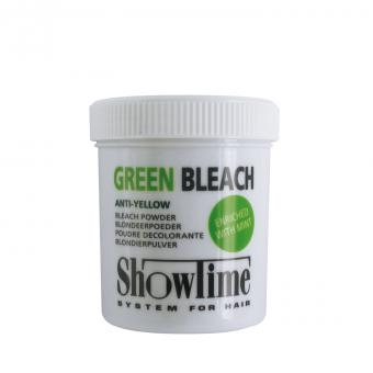 Showtime green bleach 100gram pot