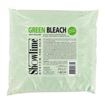 Showtime green bleach 500gram zak
